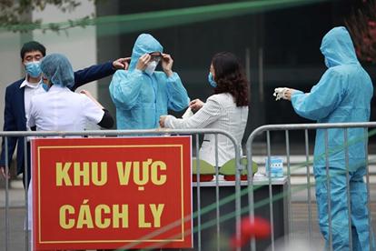 Buổi chiều đầu tiên từ 27/1 Việt Nam không ghi nhận thêm ca mắc mới COVID-19