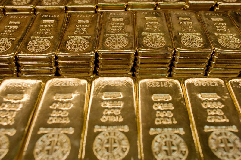 Giá vàng hôm nay 19/8: Vàng SJC giảm sốc ngay ngày đầu tuần