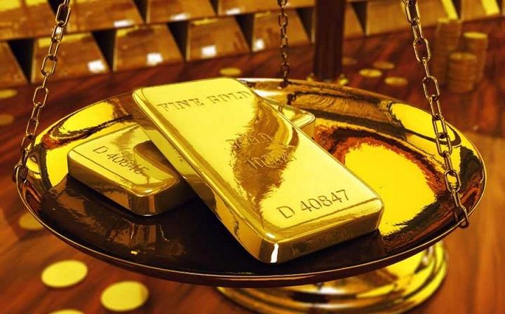 Giá vàng hôm nay 23/7: Vàng SJC trượt giảm thêm 50 nghìn đồng/lượng
