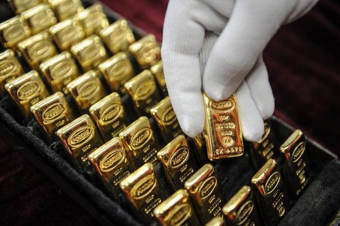 Giá vàng hôm nay 21/1: Tiếp tục tăng ở phiên cuối tuần