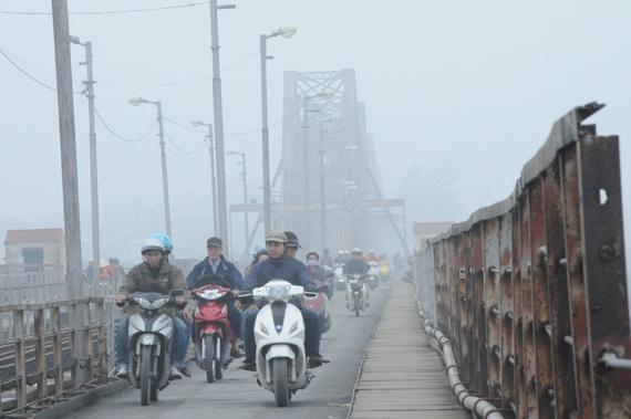 Thời tiết hôm nay 22/3: Bắc Bộ trở rét về sáng, Nam Bộ nắng nóng 34 độ C
