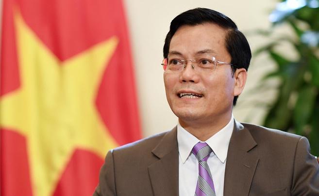 Thứ trưởng Bộ Ngoại giao Hà Kim Ngọc trở thành Tân đại sứ Việt Nam tại Mỹ
