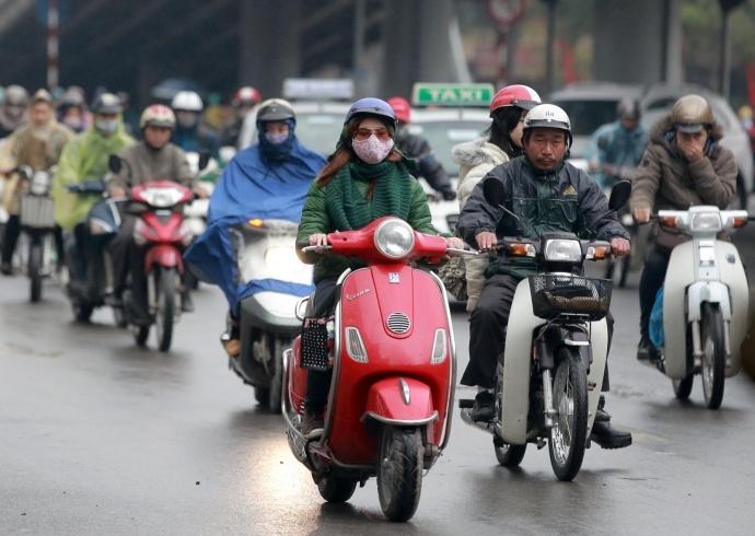 Thời tiết hôm nay 20/1: Miền Bắc nhiệt độ ấm dần, Nam Bộ mưa rào vài nơi