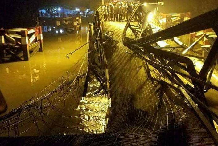 Vụ sập cầu Long Kiển ở TPHCM: Tạm giữ tài xế xe tải để điều tra