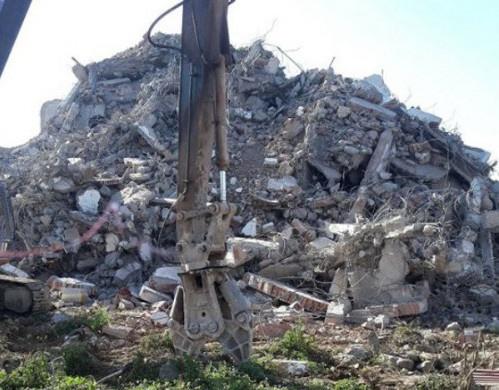 'Lâu đài ma tuý'của Tàng Keangnam đã bị đánh sập hoàn toàn
