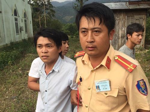 Bị truy nã vì hiếp dâm, cướp tài sản, gã thanh niên tiếp tục ra tay trộm cắp