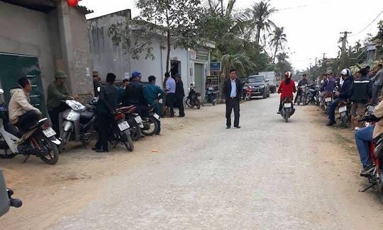 Nghệ An: Khẩn trương truy bắt nhóm côn đồ chém chết người rồi bỏ trốn