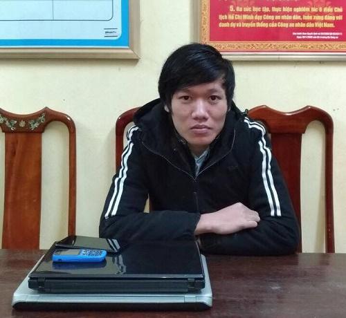 bat doi tuong hack facebook cua nguoi khac roi lap cac trang web gia mao ngan hang de lua chiem doat hang tram trieu dong