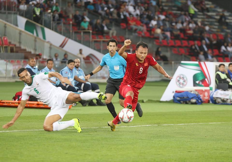 [VCK Asian Cup 2019] ĐT Việt Nam vs ĐT Iraq 2-3: Thua ngược đáng tiếc