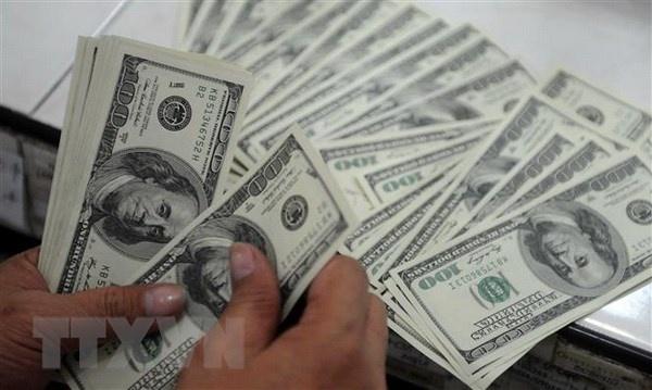 Chỉ số đồng bạc xanh USD giảm thấp xuống mức kỷ lục