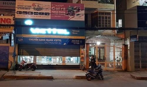 Đã bắt được đối tượng cầm súng xông vào cướp tiền ở cửa hàng Viettel Đà Nẵng sau 7 giờ truy xét