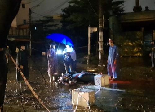 Đà Nẵng: Khởi tố công nhân vận hành điện tắc trách làm chết người