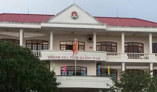Thông tin mới vụ Phó Chánh Thanh tra tỉnh Quảng Nam tử vong ở trụ sở