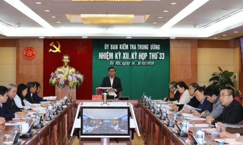 Xem xét, thi hành kỷ luật Ban cán sự đảng UBND tỉnh Đắk Nông, Đại tá Đỗ Minh Tân và Phó ban Dân vận tỉnh Quảng Ngãi