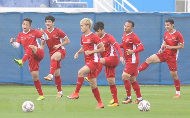 Link xem trực tuyến trận Việt Nam - Jordan vòng 1/8 Asian Cup