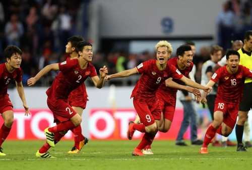 Chiến thắng tuyển Jordan, đội tuyển Việt Nam nhận thưởng đậm