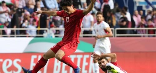 Sau chiến thắng Jordan, ĐT Việt Nam thăng tiến trên bảng xếp hạng FIFA
