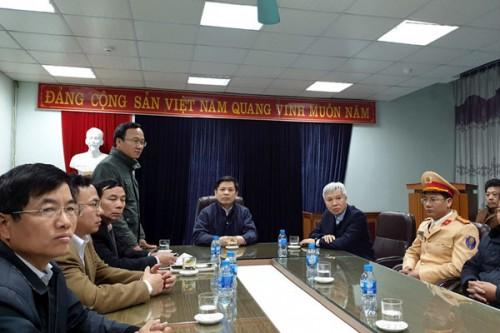 Vụ TNGT nghiêm trọng 8 người chết tại Hải Dương: Bộ trưởng GTVT Nguyễn Văn Thể chủ trì họp báo