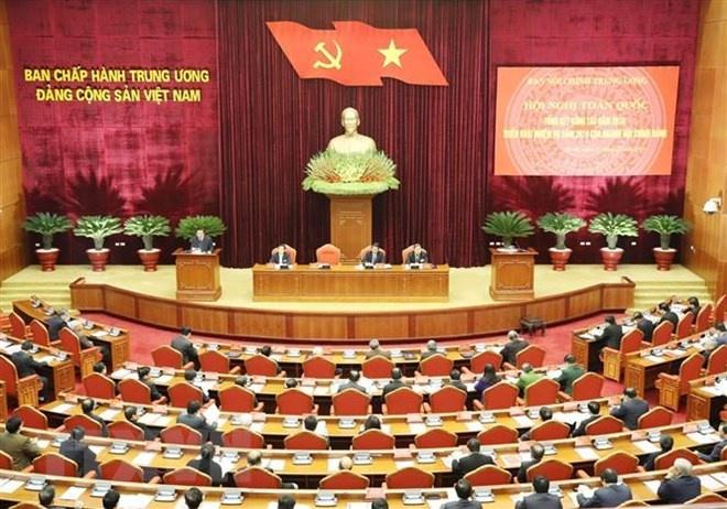 Ngành Nội chính là 'tai mắt' của Đảng về phòng, chống tham nhũng