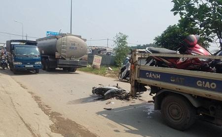 34 người thiệt mạng do tai nạn giao thông trong ngày mùng 2 Tết