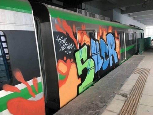 son lai cac toa tau cat linh ha dong de tay net ve graffiti