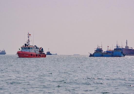 Cứu nạn kịp thời các ngư dân gặp sự cố khi hành nghề trên biển