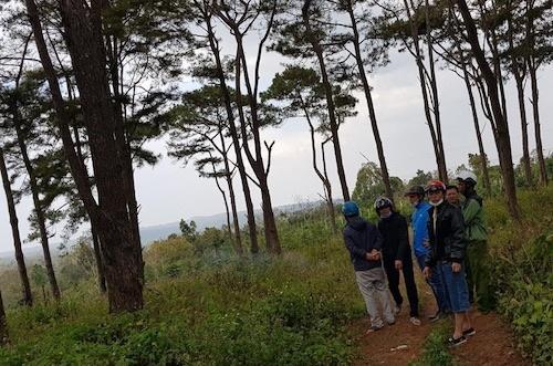 Đắk Lắk: Điều tra nguyên nhân gây ra cái chết của người đàn ông trong rừng thông