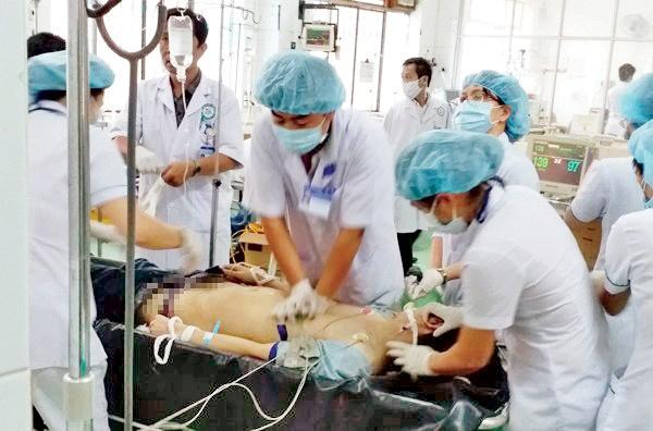 TPHCM: 6 ngày nghỉ Tết, gần 1.800 ca cấp cứu do TNGT, ẩu đả và ngộ độc thực phẩm