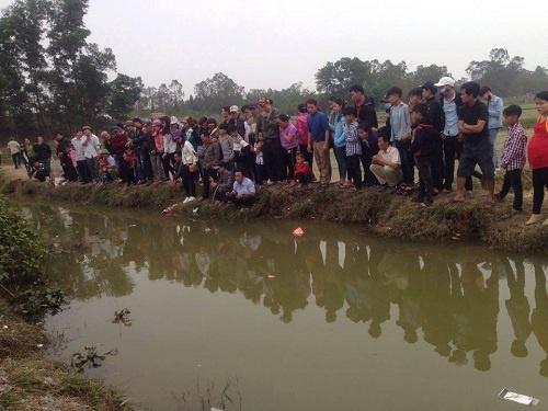 Nghệ An: Người dân kéo nhau đi xem cá lạ