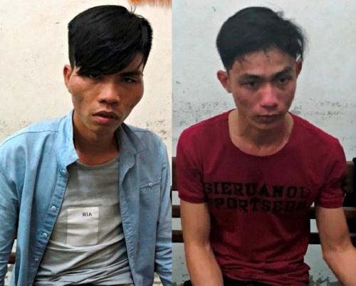 Trộm hơn 1 tỉ đồng để tiêu xài Tết, hai nam thanh niên bị tóm gọn