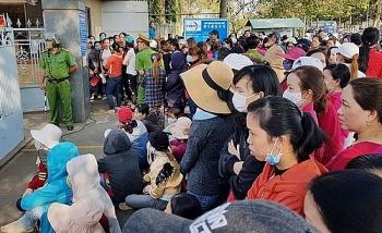 5 doanh nghiep muon tiep nhan gan 2000 cong nhan bi chu no luong