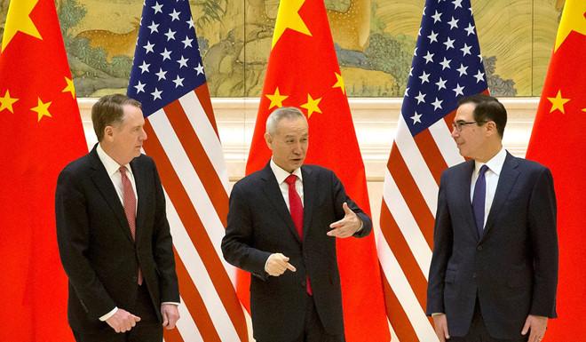 Các quan chức Mỹ và Trung Quốc vẫn bế tắc về một số vấn đề liên quan đến tranh chấp thương mại
