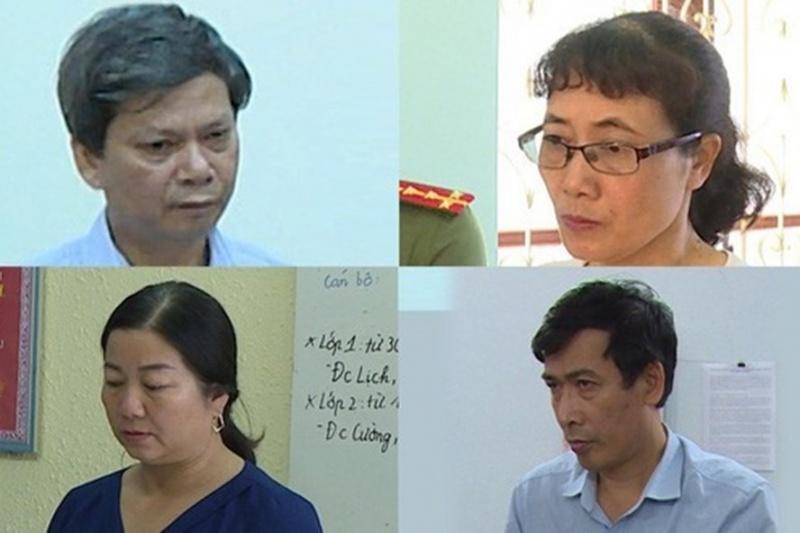 Sai phạm trong Kỳ Thi THPT Quốc gia 2018: Khởi tố cựu trung tá công an liên quan vụ sửa điểm thi ở Sơn La