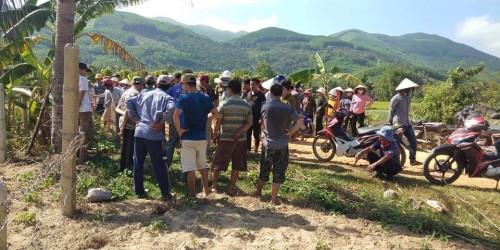 Bình Định: Phát hiện 2 vợ chồng tử vong bất thường ở vườn chuối