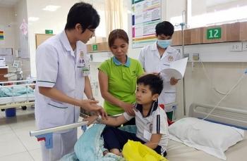 dong nai 22 ho c sinh nha p vie n nghi ngo doc thuc pham sau bu a an trua