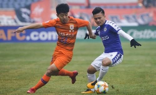 Thua ngược 1-4, Hà Nội FC rời cúp C1 châu Á