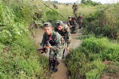 Tuyển sinh đào tạo cán bộ cấp phân đội trong Quân đội