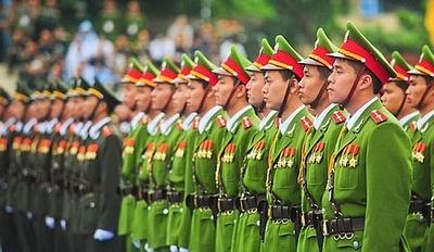 Đề xuất chế độ, chính sách đối với sĩ quan, hạ sĩ quan CAND nghỉ hưu