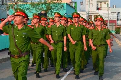Đề xuất chế độ, chính sách đối với sĩ quan, hạ sĩ quan công an nhân dân chuyển ngành