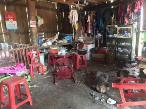 Đắk Lắk: Nghi nổ bình gas, 4 người trong một gia đình trọng thương