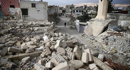 syria it nhat 24 dan thuong da thiet mang trong vu no bom tai tinh hama