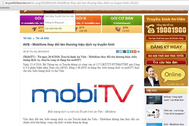 ban bi thu chi dao xu ly vu mobifone mua 95 co phan avg