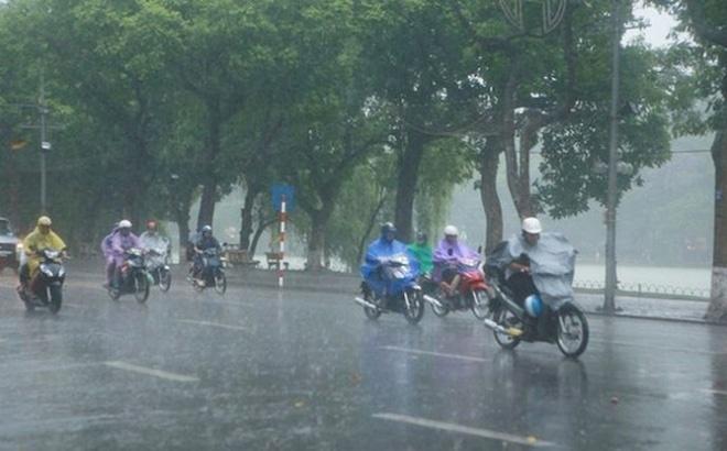 Dự báo thời tiết hôm nay ngày Giỗ Tổ 10/3: Bắc Bộ có mưa dông diện rộng, Nam Bộ ngày nắng