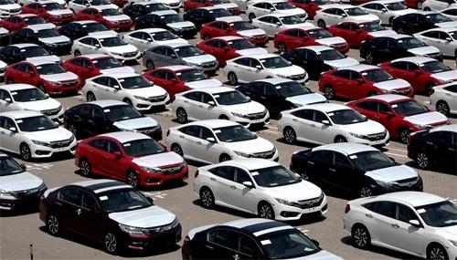 Thêm gần 400 ô tô nhập khẩu thuế 0% về Việt Nam trong tuần qua