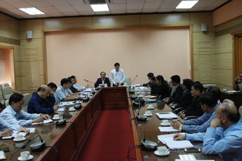 Công bố quyết định thanh tra việc cổ phần hóa TCT Thiết bị y tế Việt Nam