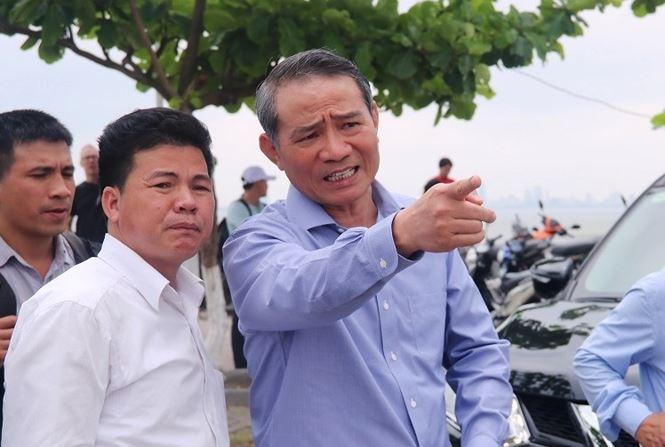 Bí thư Đà Nẵng Trương Quang Nghĩa chỉ đạo 'nóng' vụ dự án dự án resort chặn lối xuống biển