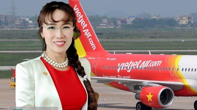 Công ty của bà Nguyễn Thị Phương Thảo sẽ chi 2,7 nghìn tỷ đồng mua thêm 13,7 triệu cổ phiếu Vietjet?