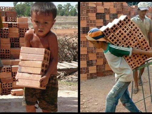 34% lao động trẻ em tại Việt Nam làm việc trên 42 giờ/tuần