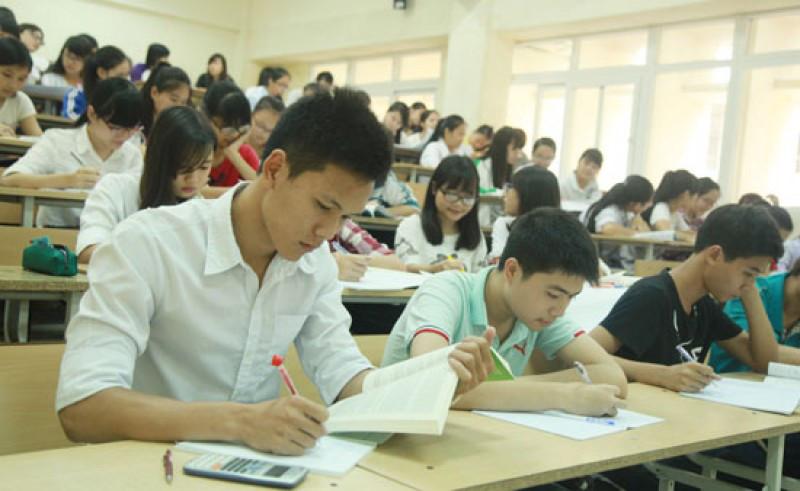 Sửa quy định về xác định chỉ tiêu tuyển sinh đại học chính quy