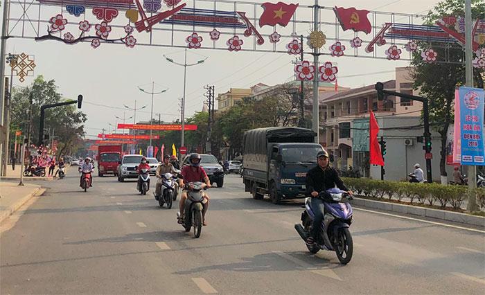 Điện Biên rạng rỡ trước Lễ hội Hoa Ban